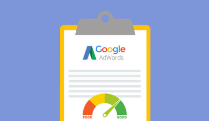 Google AdWords Score