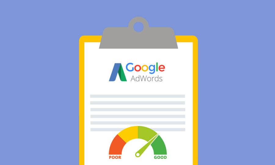 Google AdWords Score